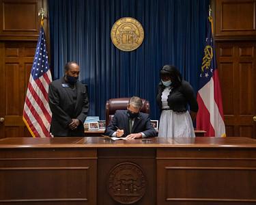 8.03.2020 Bill Signings