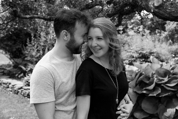 Jenna & Kyle's Berkshire Botanical Garden Proposal