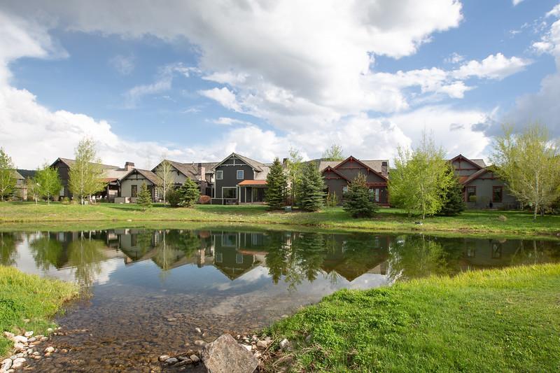 Teton Springs Home