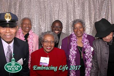 Embracing Life 2017