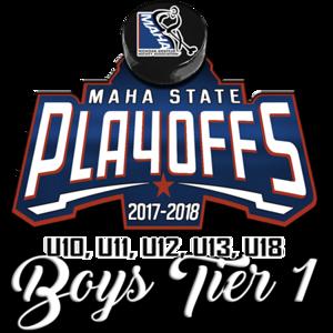 2018 0318 MAHA Boys T1 State Playoffs (10U, 11U, 12U, 13U, 18U)