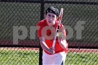 BHS BOYS TENNIS VS MIDDLETOWN 4-23-21