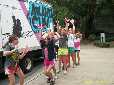 Atlanta Girls: 2013 event