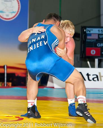 USA at the 2011 World Championships
