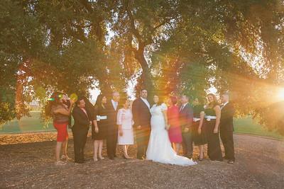 Yovany and Jackie Post Wedding