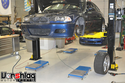 Suspension Installation and Set-up