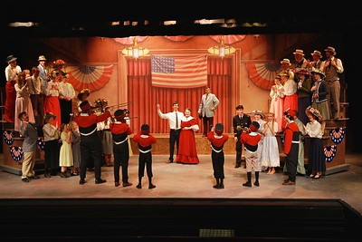 Theatre: The Music Man