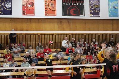 Sigourney-HLV Volleyball 9-18-21
