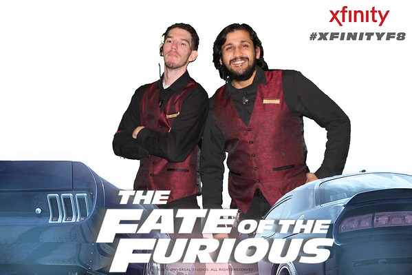 The Fate of The Furious Screening Seattle