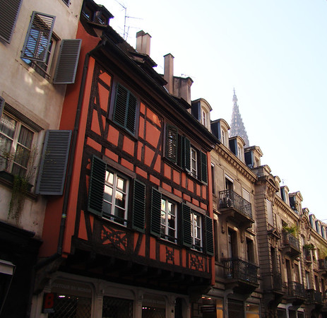 Le Quartier Historique