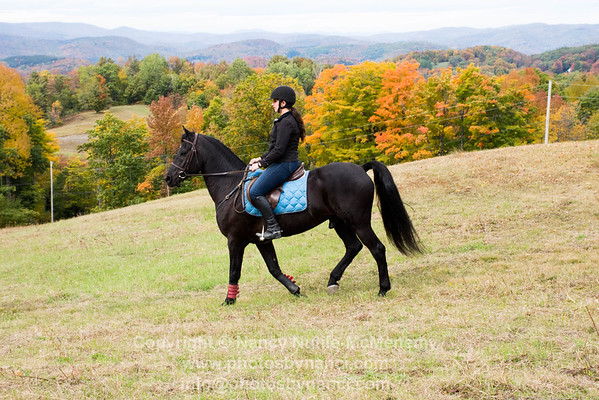 GMHA Fall Foliage Ride