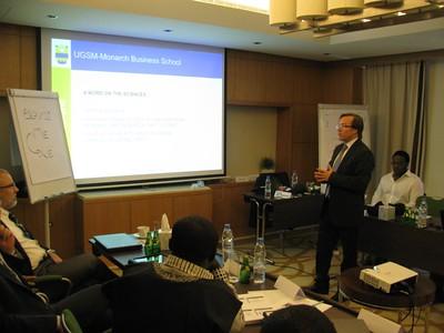 Doctoral Symposium May 2013 Dubai