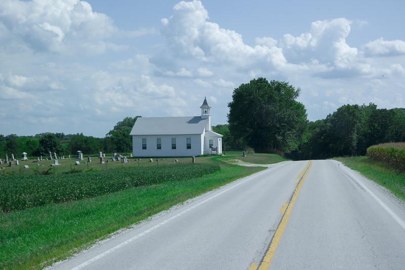 Illinois Church & Cemetary