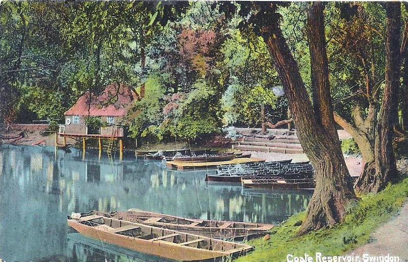 Coate Reservoir 1909