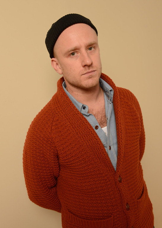 . Actor Ben Foster poses for a portrait during the 2013 Sundance Film Festival at the Getty Images Portrait Studio at Village at the Lift on January 18, 2013 in Park City, Utah.  (Photo by Larry Busacca/Getty Images)