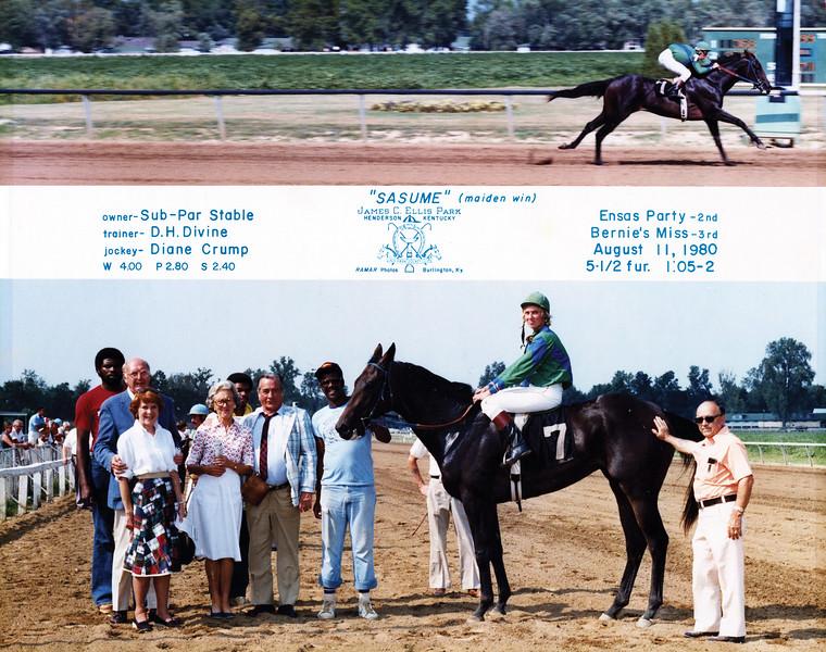 SASUME - 08/11/1980