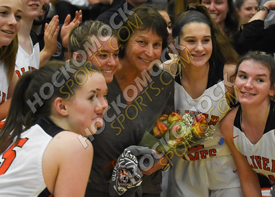Oliver Ames - Mansfield Girls Basketball 2-7-20