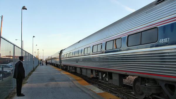2014 Rail Trips