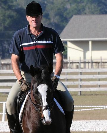 Rocking Horse Schooling Show, January 3, 2009