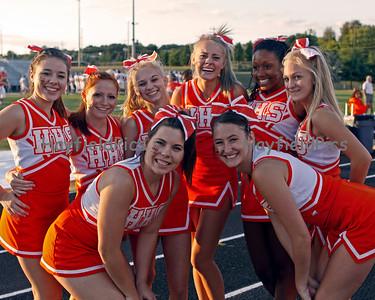 Cheerleaders Lee 9/10/10