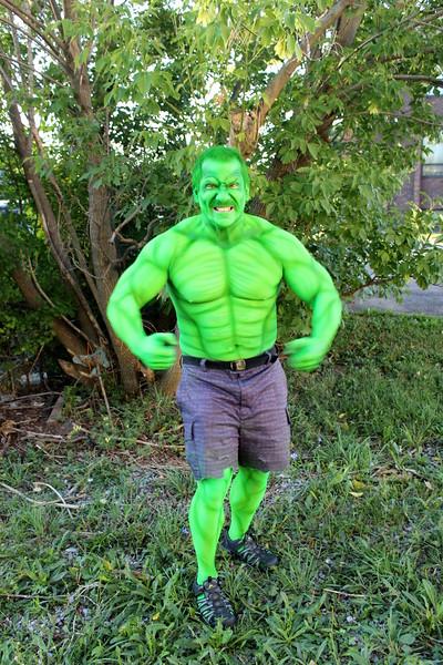 Joe's Hulk 2016