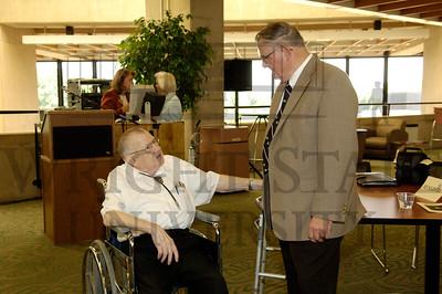 CK-14678 Charlie Taylor Reception & Bust Dedication 6-17-07