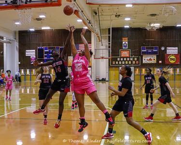 Girls Varsity Basketball v TC Williams 1/28/20