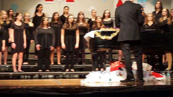 Winter 2016 Choir