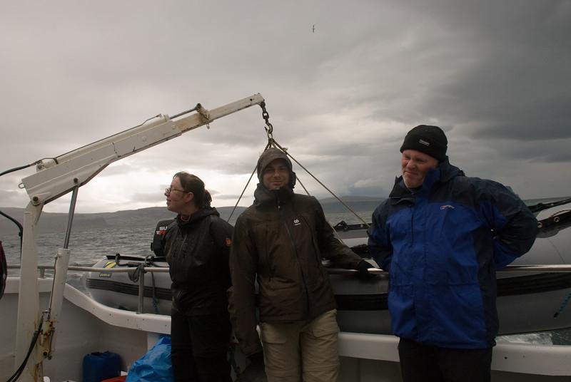 Erna, Pierre og Viggó