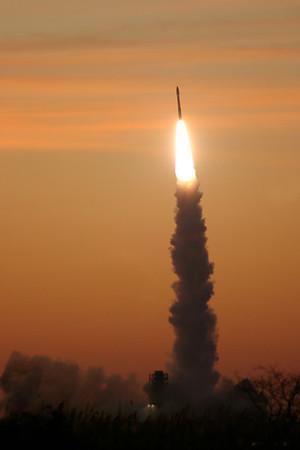Minotaur l launches TacSat 2 from Mid-Atlantic Regional Spaceport, Wallops Island, Va. 12-16-2006