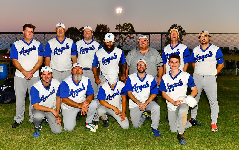 "Renmark ""B"" Grade Team Photos (Semi Final night)"