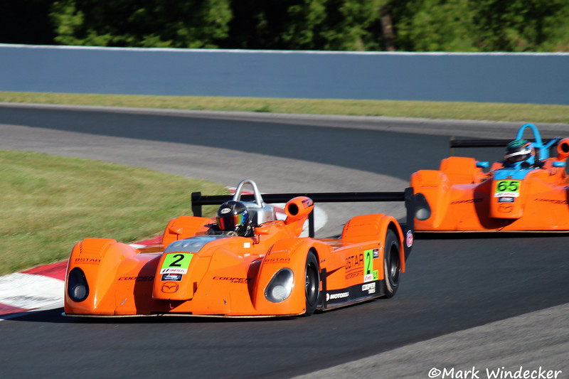 3rd Christian Potolicchio 8Star Motorsports