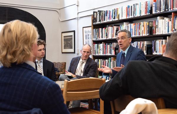 2019 Evans History Initiative: Author Lee McIntyre
