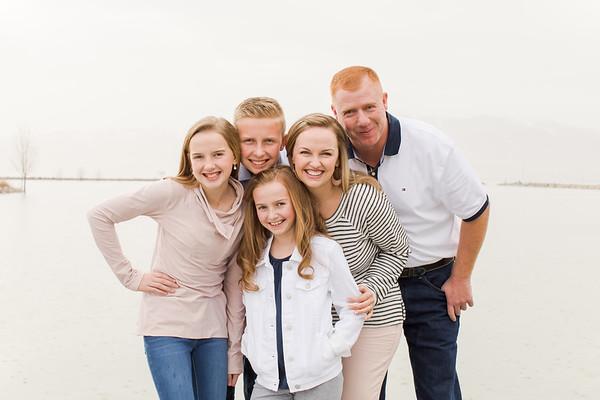 Fowkes Family 2020
