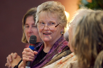 Marion Woodman Celebration  Jan. 2019