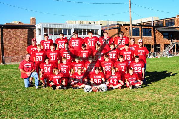 Jackson Var. Red 2012