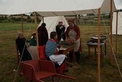 Brigade Encampment