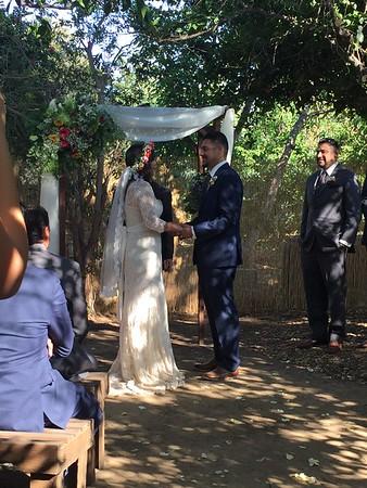 Ana and Mano wedding