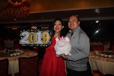 1-30-2019 DAABA Lunar New Year Feast @ Kirin Court