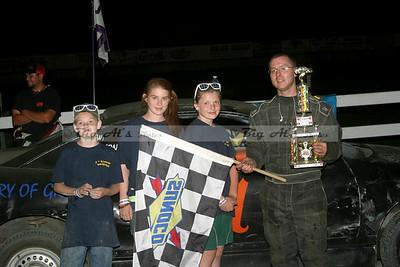 Bear Ridge Speedway 07/06/13-J&A Lawncare/Boudreault Septic Night