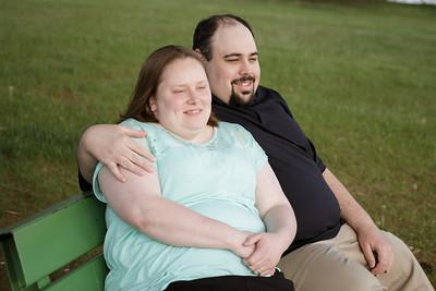 2015_05_27- Abbey Farmer and Alex Blaskowsky - Engagement