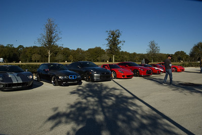 Orlando Cars & Café 01.31.09