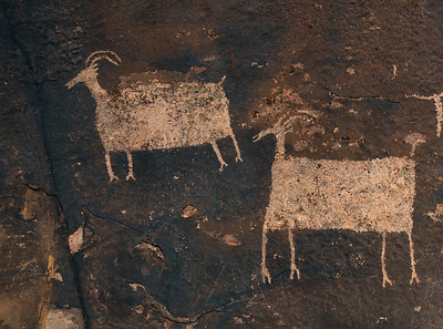 St George Petroglyphs