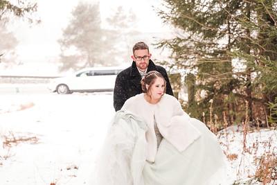 Vanessa and Matt - Wedding Day