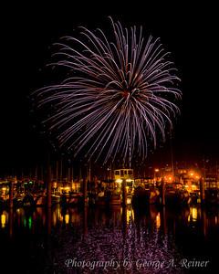 Atlantic Highlands Fireworks