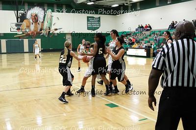 WBHS JV Girls Bball vs Perry