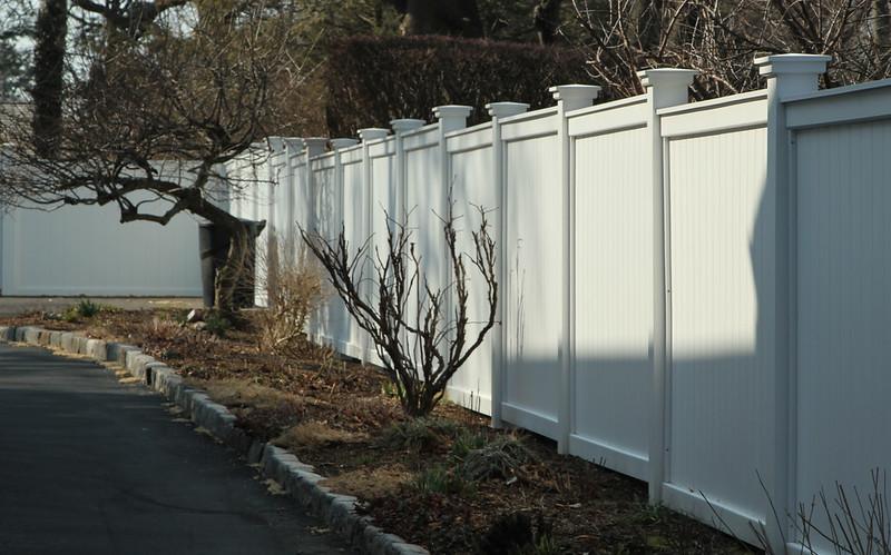 177 - 463256 - Rowayton CT - Universal Board Fence