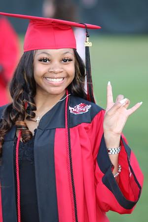 2020 CHS Graduation Thursday