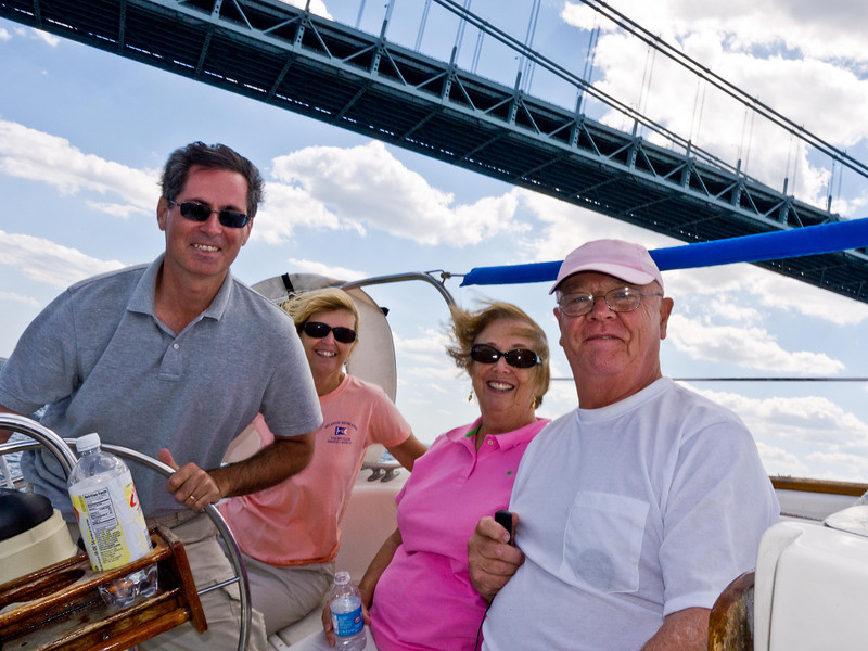 AHYC Labor Day Cruise 2010
