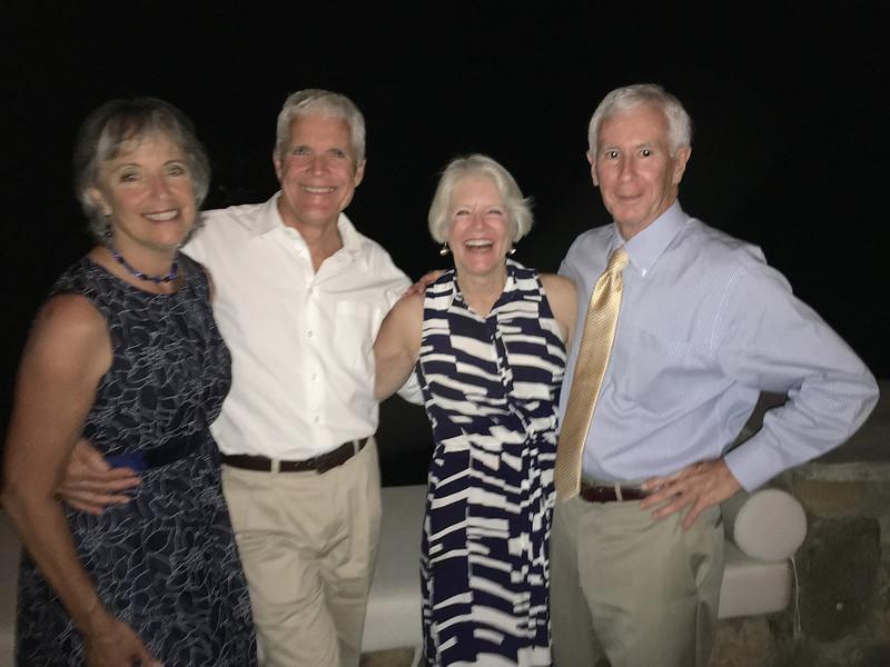 Brenda, Kathay, Kirk, Wiley